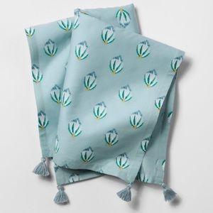 Opalhouse Tasseled Fabric Napkins